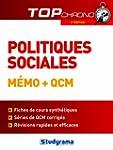 Politiques sociales Memo + QCM