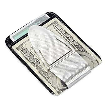 M Clamp Money Clip SILVER MESH GEN...