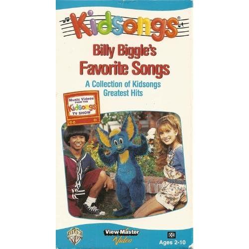 Amazon.com: Kidsongs: Billy Biggle's Favorite Songs