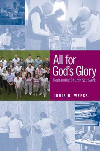 All for God's Glory: Redeeming Church Scutwork