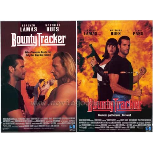 Tracker Movie Poster Bounty Tracker Poster Movie
