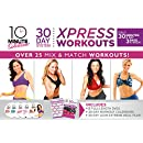 10 Minute Solution: 30 Day System Xpress Workout Kit