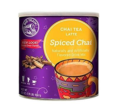 Big Train Spiced Chai, 1.9 Pound by Big Train