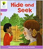 Roderick Hunt Oxford Reading Tree: Level 1+: First Sentences: Hide and Seek