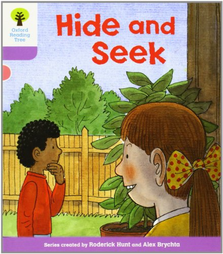 Hide and Seek. Roderick Hunt, Gill Howell
