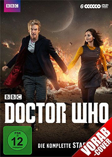 Doctor Who - Die komplette 9. Staffel [6 DVDs]