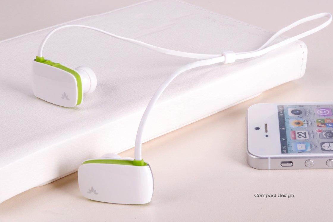 Avantree Sacool Ultra Light and Slim On Ear Design