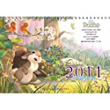Disney Benny Rabbit 2011 calendar