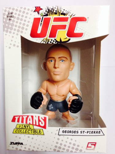 UFC Titans Wave 1 - Georges St-Pierre - 1