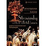 Stravinsky et les Ballets Russes / Le sacre du printemps & L'oiseau de feu [(+booklet)]par Mariinsky Orchestra et...