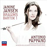 Brahms/Bartok: Violin Concerto