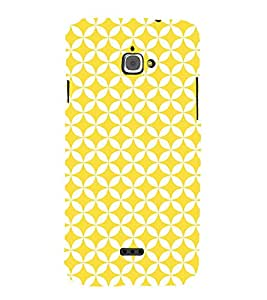 Baby Yellow Clothes 3D Hard Polycarbonate Designer Back Case Cover for InFocus M350