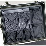 Pelican 1609 - Lid Organizer for 1600  Case - Ballistic Nylon