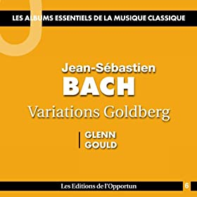 Variations Goldberg, BWV 988: Aria