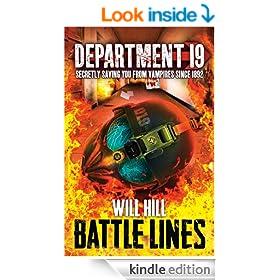 Battle Lines (Department 19, Book 3)