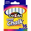 Cra-Z-art White Chalk, 16 Count (10800)