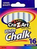 Cra-Z-art White Chalk, 16 Count (10800)