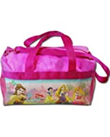Princess 600D Polyester Duffle Bag with printed PVC Side Panels