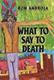 What To Say To Death