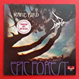 RARE BIRD Epic Forest LP Vinyl VG+ Cover VG++ White Label Promo 1972 PD 5530