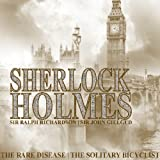 img - for Sherlock Holmes: The Rare Disease & The Solitary Bicyclist book / textbook / text book