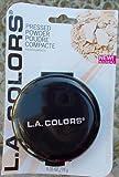 LA Colors Pressed Powder wih Applicator BPP320 Nude 0.35 Oz