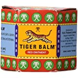 RED TIGER BALM HERBAL OINTMENT 19.4 g