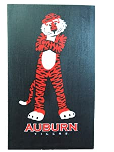 NCAA Auburn Tigers Mascot Canvas Art by Oxbay