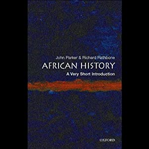 African History: A Very Short Introduction | [John Parker]