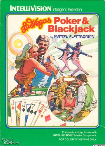INTELLIVISION LAS VEGAS POKER & BLACKJACK VIDE GAME (COMPLETE SET VERSION, COMES WITH ORIGINAL BOX, INSTRUCTIONS, AND VIDEO GAME CARTRIDGE) (INTELLIVISION LAS VEGAS POKER & BLACKJACK VIDE GAME (COMPLETE SET VERSION, COMES WITH ORIGINAL BOX, INSTRUCTIONS, AND VIDEO GAME CARTRIDGE), INTELLIVISION LAS VEGAS POKER & BLACKJACK VIDE GAME (COMPLETE SET VERSION, COMES WITH ORIGINAL BOX, INSTRUCTIONS, AND VIDEO GAME CARTRIDGE))