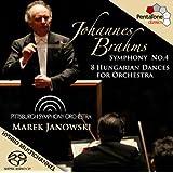 Brahms: Symphony No. 4; 8 Hungarian Dances [Hybrid SACD]
