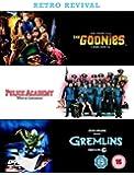 Retro Revival - Goonies/Gremlins/Police Academy [3 DVDs] [UK Import]