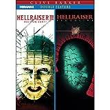 Hellraiser 3: Hell on Earth & Hellraiser 4: Blood [DVD] [Region 1] [US Import] [NTSC]