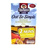 Quaker Oat So Simple Mango & Passion Fruit 334g