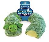 Plush Super-Soft Travel Neck Pillow - Sea Turtle