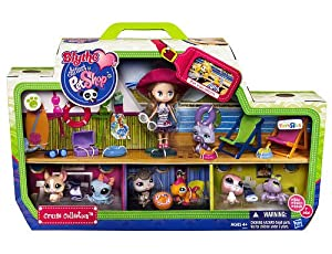 Littlest Pet Shop Blythes Exclusive Pet Vacations Playset Cruise Collection