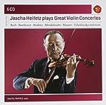 Jascha Heifetz plays Great Violin Con...