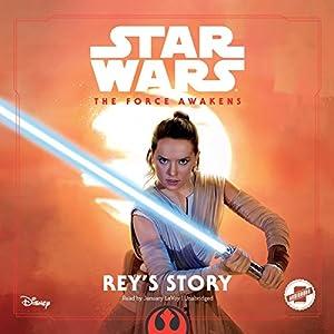 Star Wars The Force Awakens: Rey's Story Audiobook
