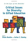 img - for In the Eyes of the Beholder: Critical Issues for Diversity in Gifted Education book / textbook / text book