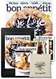 Bon App�tit All Access + Radish Tote & 6 Digital Cookbooks