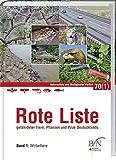Image de Rote Liste gefährdeter Tiere, Pflanzen und Pilze Deutschlands 1: Wirbeltiere