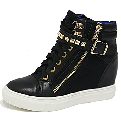 high top sneakers for women - photo #22