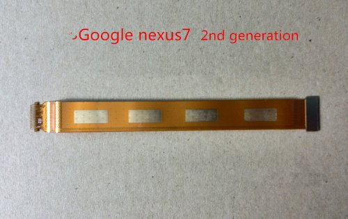 Lcd Flex Cable Ribbon Connector For Asus Google Nexus 7 2Nd Generation W/ Tools