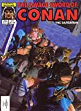 The Savage Sword of Conan #105
