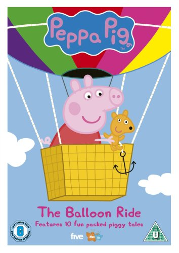 Peppa Pig - The Balloon Ride (Vol 8) [DVD] [2008]