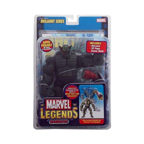 Marvel - Legends Abomination Melted Face Variant (Marvel Legends Toy Biz compare prices)
