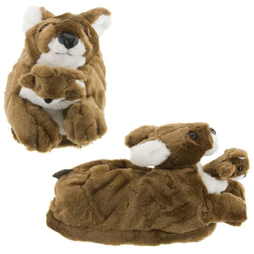 Cheap Kangaroo Slippers for Women and Men (B007FVTMFG)