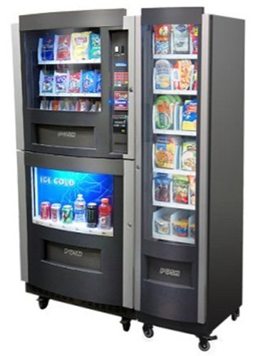 Buy Vending Machines That Accept Credit Cards