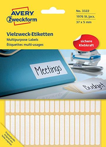 avery-zweckform-3322-mini-organisations-etiketten-1976-stuck-37-x-5-mm-26-blatt-weiss
