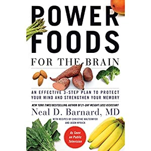 Power Foods for the Brain Audiobook
